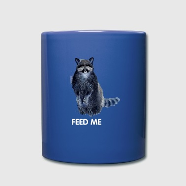 Swamp Raccoon - Full Color Mug