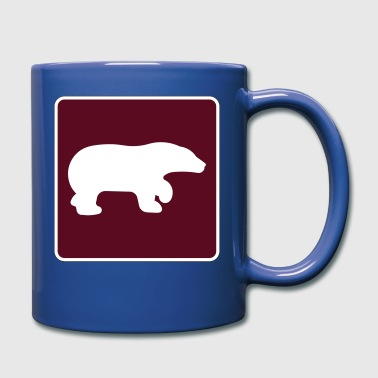Bear - Full Color Mug