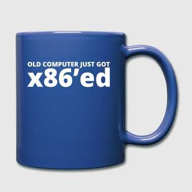 Old Computer - Full Color Mug
