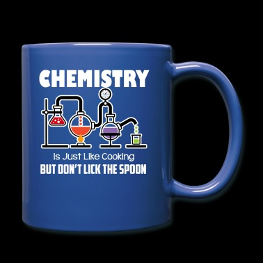CHEMISTRY TEE SHIRT - Full Color Mug