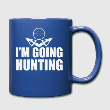 i m going Hunting - Full Color Mug