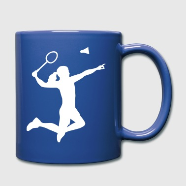 Badminton - Full Color Mug