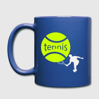 Tennis player - Full Color Mug
