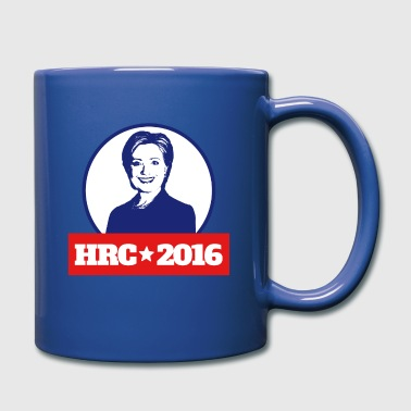 Hillary Clinton 2016 - Full Color Mug
