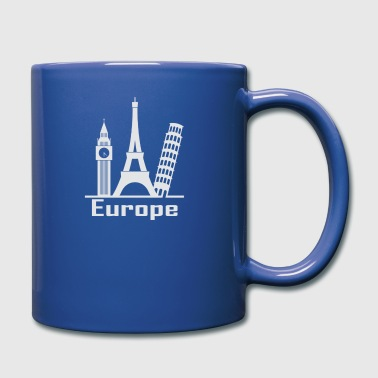 Europe - Full Color Mug