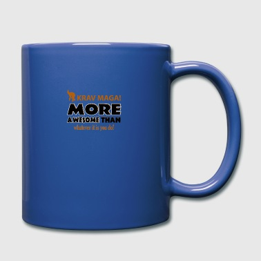 KRAV MAGA DESIGNS - Full Color Mug