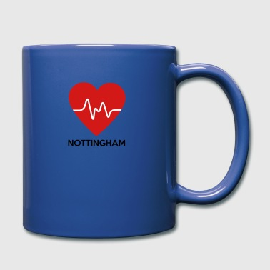Heart Nottingham - Full Color Mug