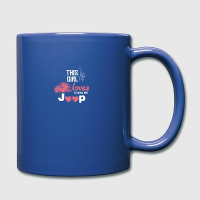 Jeep - Full Color Mug