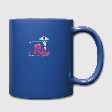 Super Sexy Nurse - Full Color Mug