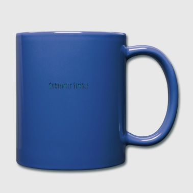 Currently Single T-Shirt - Full Color Mug