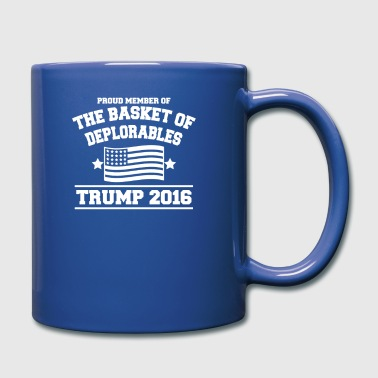 Basket Of Deplorables - Full Color Mug
