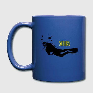 SCUBA - Full Color Mug