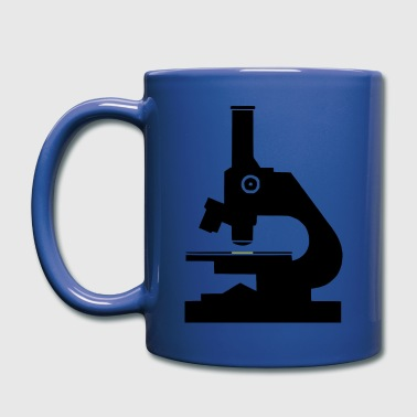 microscope - Full Color Mug