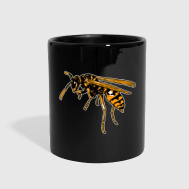 Wasp Wasp - Full Color Mug
