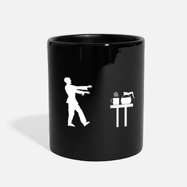 Zombie Coffee Zombie - Full Color Mug