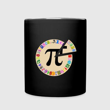 Piece of Pi - Full Color Mug