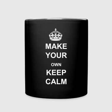 Keep Calm and Carry On Crown - Full Color Mug