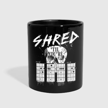 Shred 'til you're dead - Full Color Mug