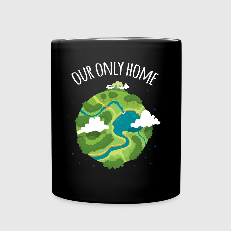 Our Only Home Ecology T-shirt - Full Color Mug