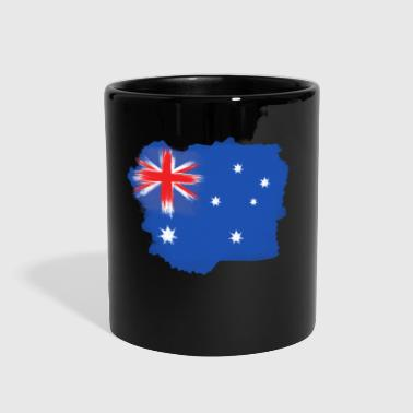 Australia Flag Sydney - Full Color Mug