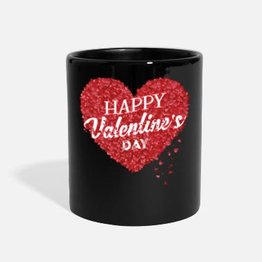 Valentine's Day happy valentine's day, valentine - Full Color Mug