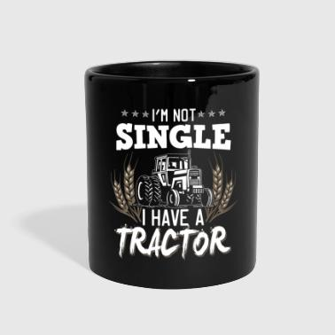 Tractor Shirt - Agriculture - Single - Full Color Mug