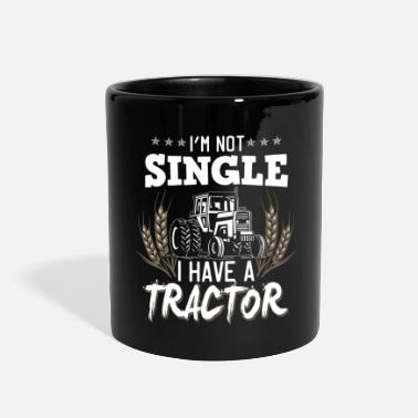 Agriculture Tractor Shirt - Agriculture - Single - Full Color Mug