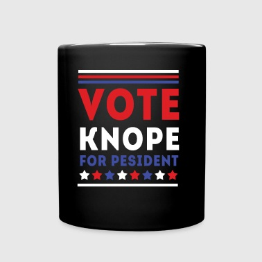Parks and Recreation Vote Knope TV & Movie T-shirt - Full Color Mug