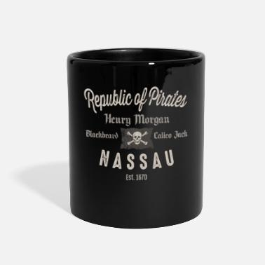 Republic Of Pirates - Full Color Mug