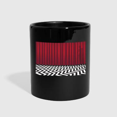 Black Lodge Red Room - Full Color Mug