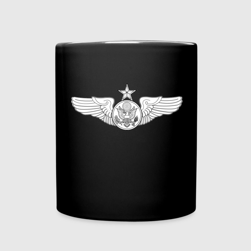 SENIOR ENLISTED AIRCREW - Full Color Mug