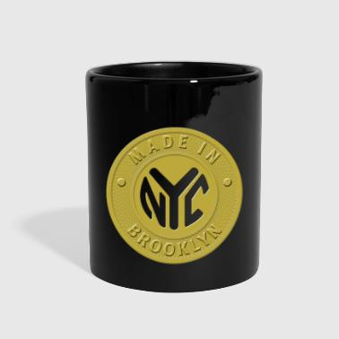 Brooklyn Subway Token - Full Color Mug