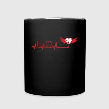 Boxing Heart Beat - Full Color Mug