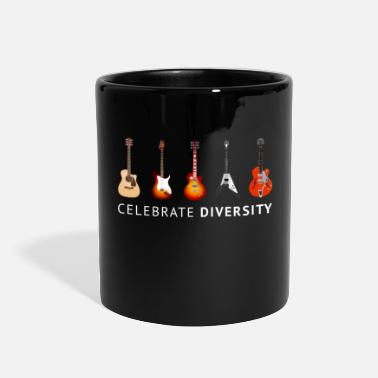 Guitar Player Guitarist - Full Color Mug