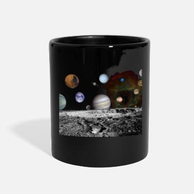 Solar System 3 - Full Color Mug