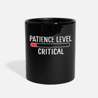 90 Min Critical Patience - Full Color Mug