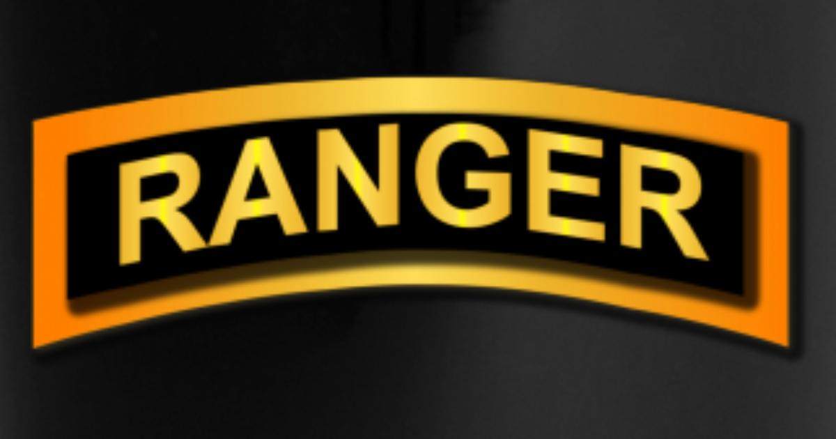 T Shirt Army Ranger T By Twix123844 Spreadshirt