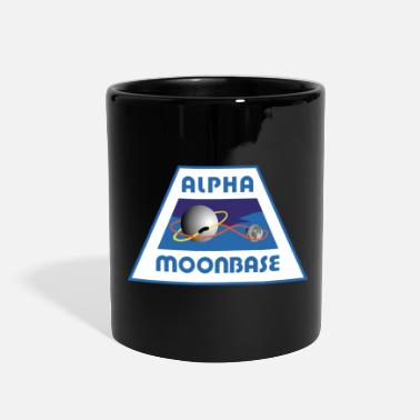 Moonbase Moonbase Alpha Crest - Full Color Mug