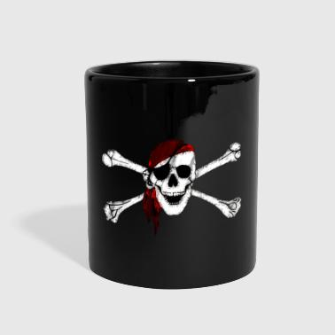 Pirate Skull Pirate Skull - Full Color Mug