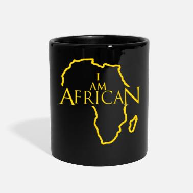 Ghana I Am African - Full Color Mug