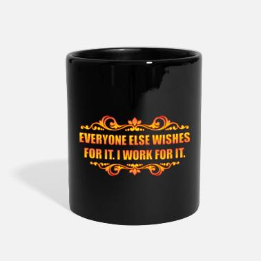 Nice Everyone Else Wishes - Full Color Mug