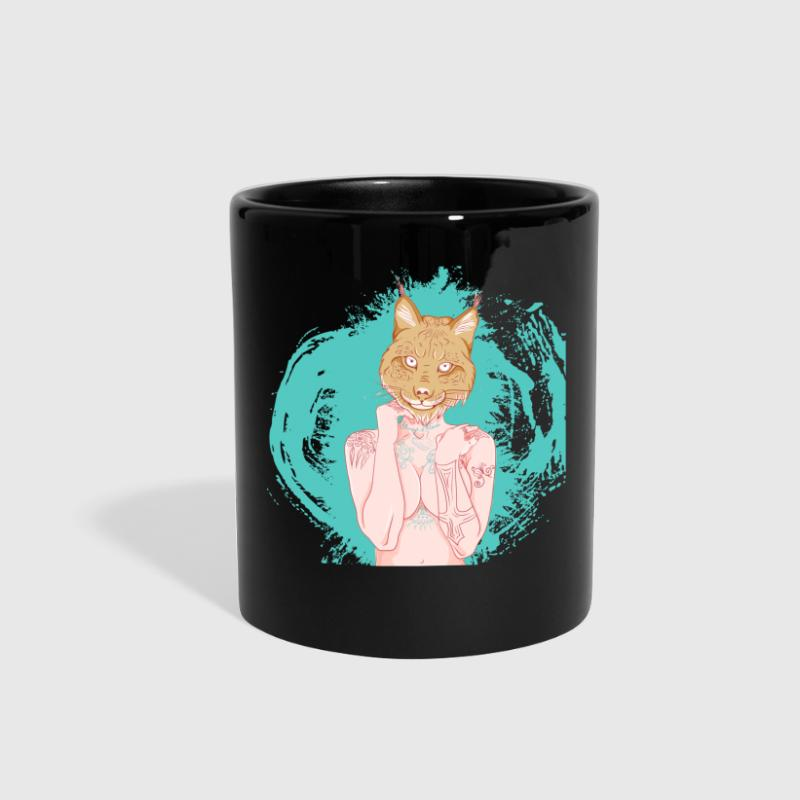cat girl - Full Color Mug