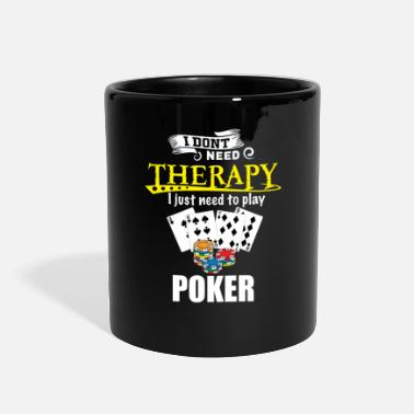 Omaha Poker - Poker Player - Gift - Funny - Full Color Mug
