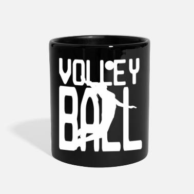 Volleyball Setter volleyball Volleyball - Volleyball player - Full Color Mug