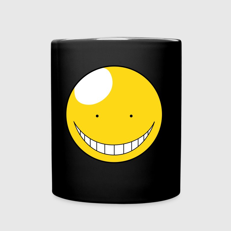 Korosensei Round Face - Full Color Mug
