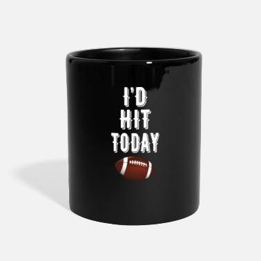 Hits HIT THAT football - Full Color Mug