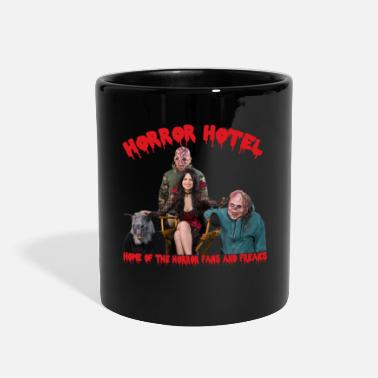 Horror Horror Hotel Group - Full Color Mug