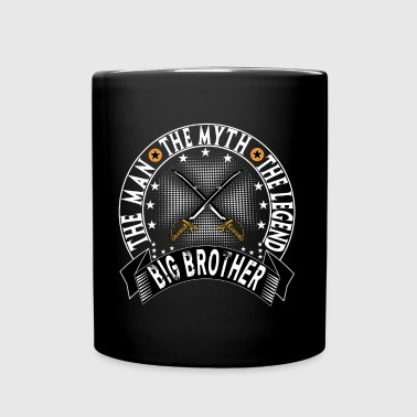 BIG BROTHER THE MAN THE MYTH THE LEGEND - Full Color Mug
