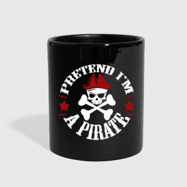 Pirate, pirate, pirate ship - Full Color Mug