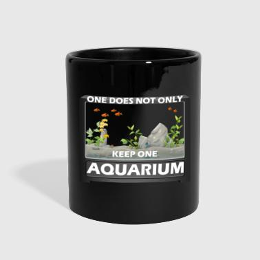 Saltwater Aquarium Tropical Fish Tank Saltwater Tank Gift - Full Color Mug